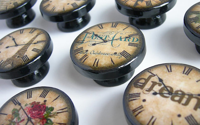 drawer knobs clocks 3