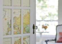 french door covering map 217x155 15 Brilliant French Door Window Treatments