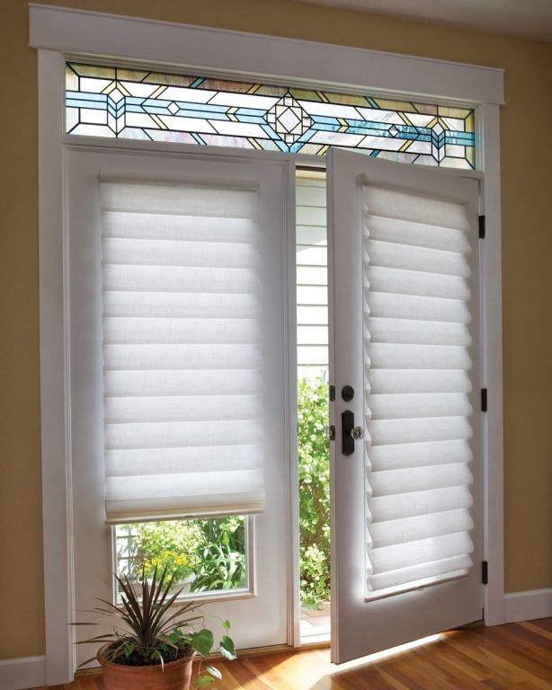 window treatments for french doors ideas