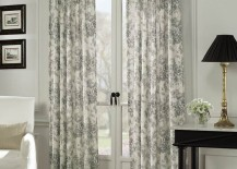 Brilliant French Door Window Treatments - French door window treatments