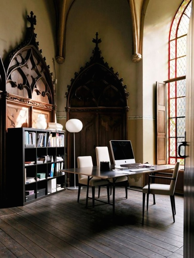 home office gothic big