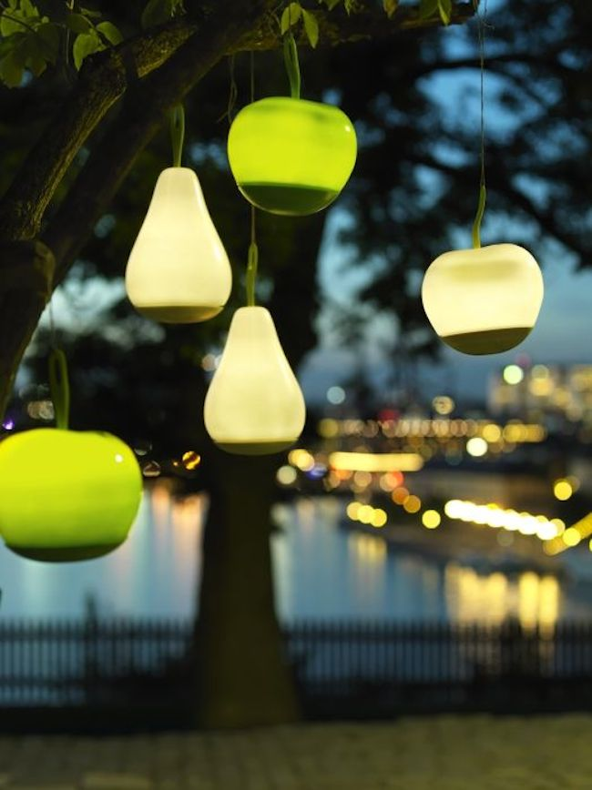 Solar powered decorative ideas to light up your yard - Lampes solaires ikea ...
