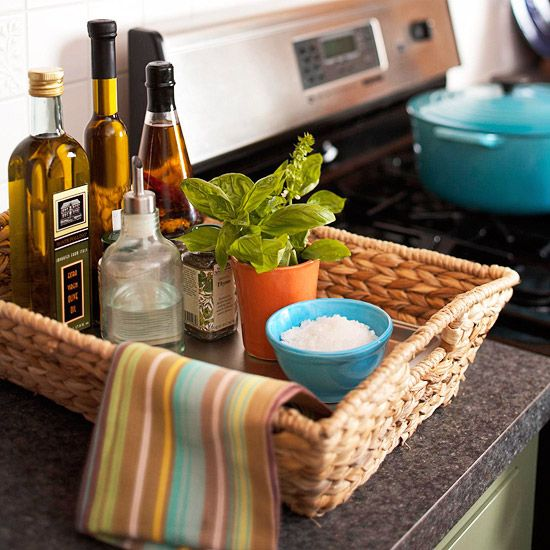 kitchen counter basket 1