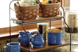 Kitchen Counter Storage Ideas