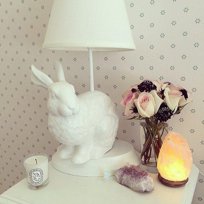 lighting nightstand 1