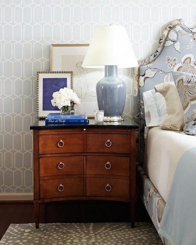 wall art nightstand 3