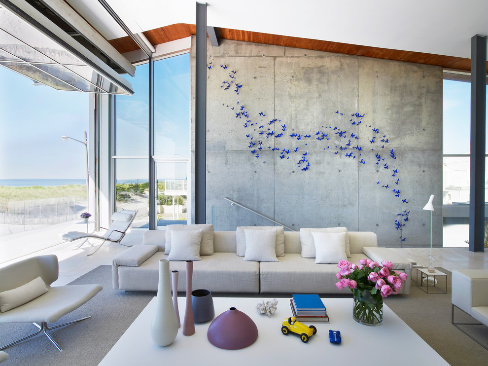 Wall Art Brings The Interior Alive Design West Chin Architects