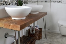 Quirky Bathroom Sinks 20 contemporary bathroom vanities to get naked with