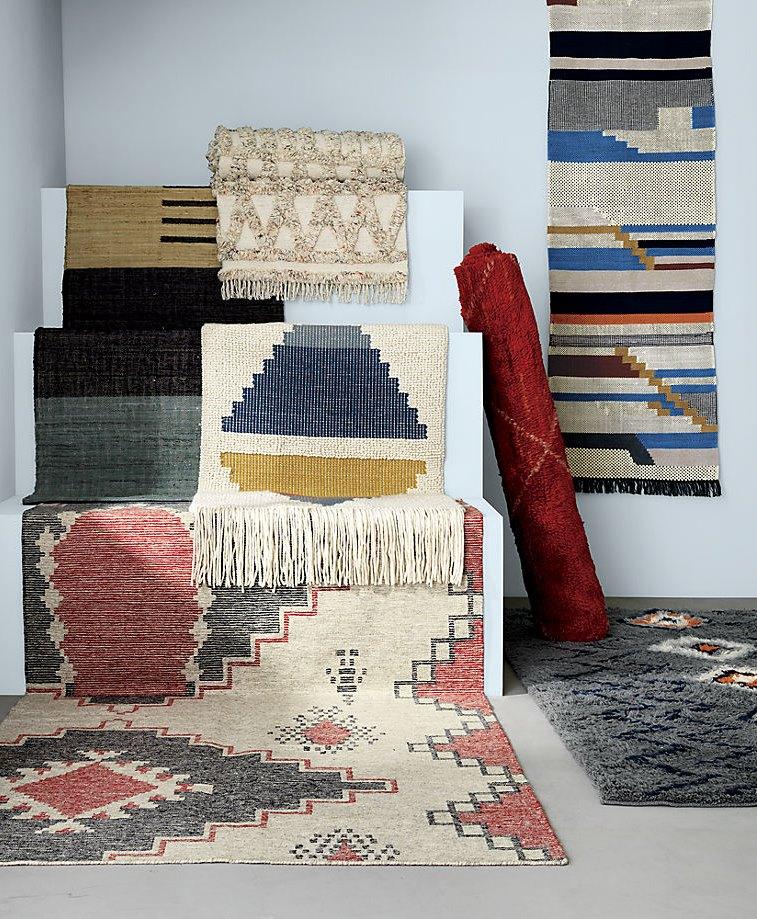 rugs products modern rug tribal bohemian blue boho maddiebelle vision online etn whisper blu