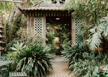 Brick-patio-with-Asian-eclectic-style-217x155