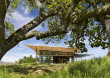 Ranch style design of Caterpillar House