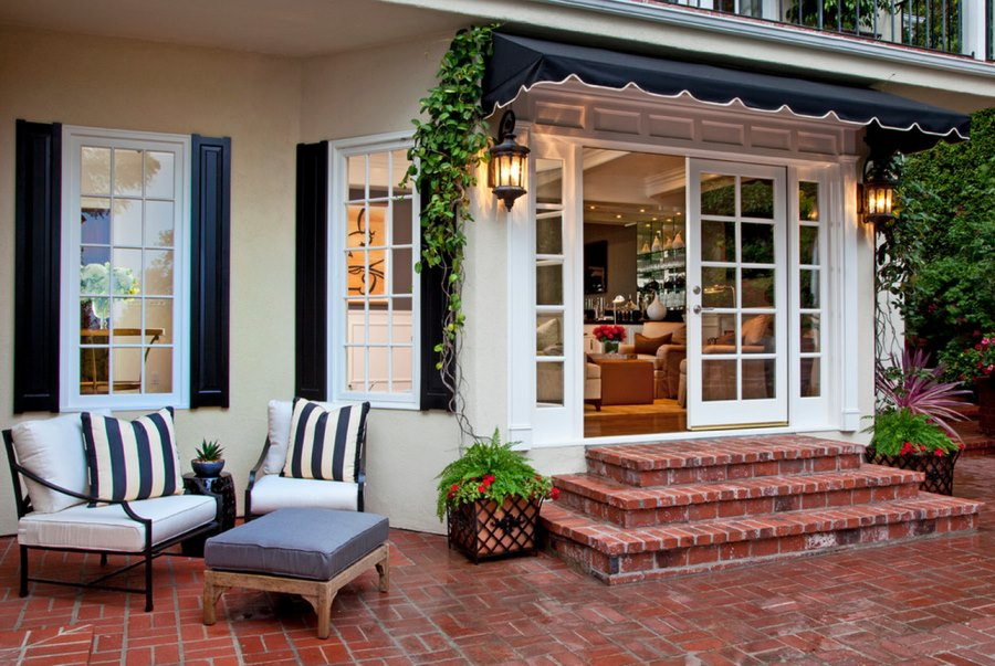 20 Charming Brick Patio Designs on Backyard Masonry Ideas id=36577