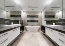 Cool-contemporary-bathroom-with-a-freestanding-bathtub-217x155