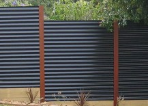 Modern Privacy Fences