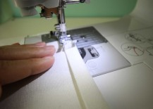 DIY Pocket Placemats Step 4