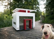 Contemporary Doghouse is an absolute showstopper!