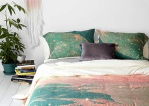 Dreamy bedding from Urban Outfitters 217x155 Dorm Room Ideas for Design Lovers