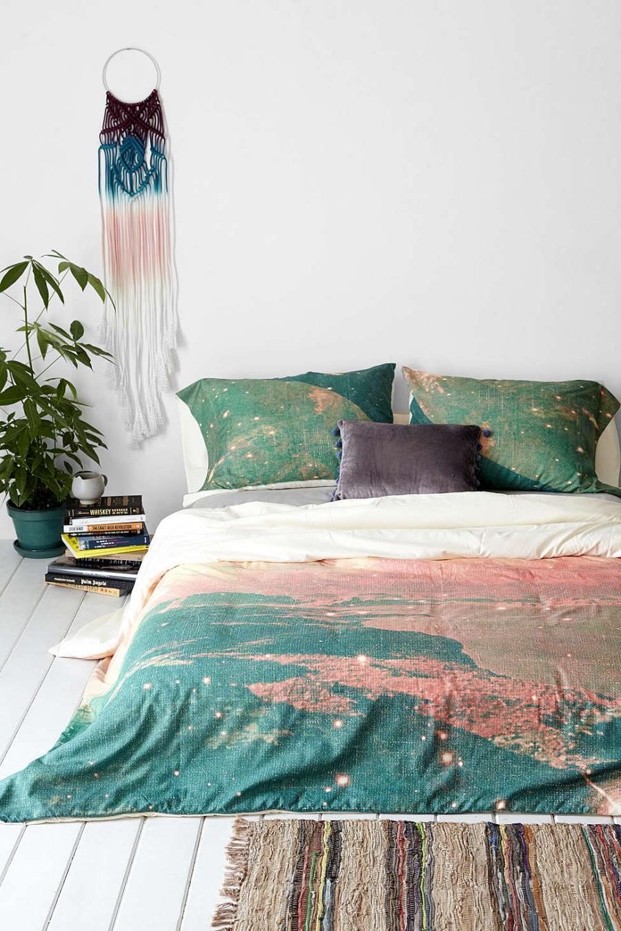 Dreamy bedding from Urban Outfitters