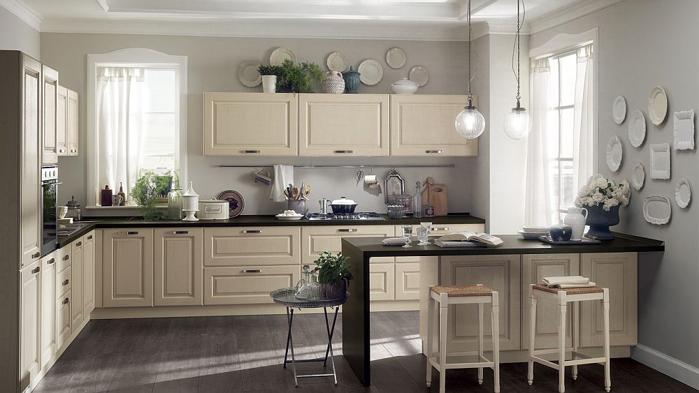 Elegant and classy line door design gives Madeleine its timeless appeal