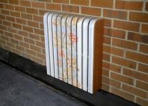 Fabric radiator covers by Jason Muteham