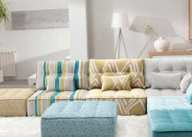Fama Arianne Low Cushion Seating