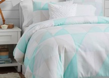 Geo duvet cover from PBteen
