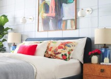 Guest bedroom makeover by Emily Henderson
