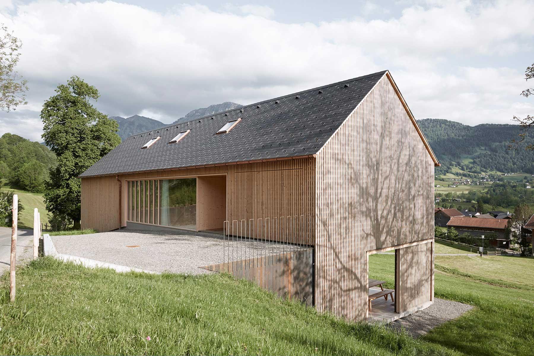 Haus für Julia und Björn – steep roofs