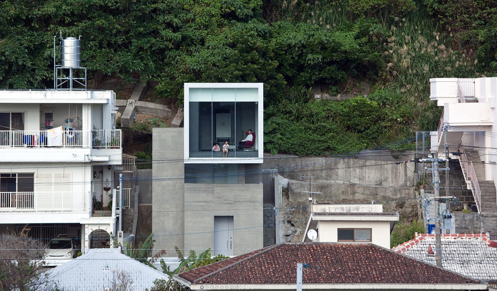 House in Naha City