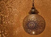 Intricate Chiseled Lantern