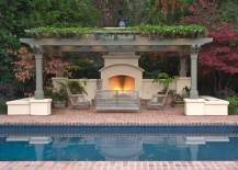 brick patio style - Patio Brick Designs