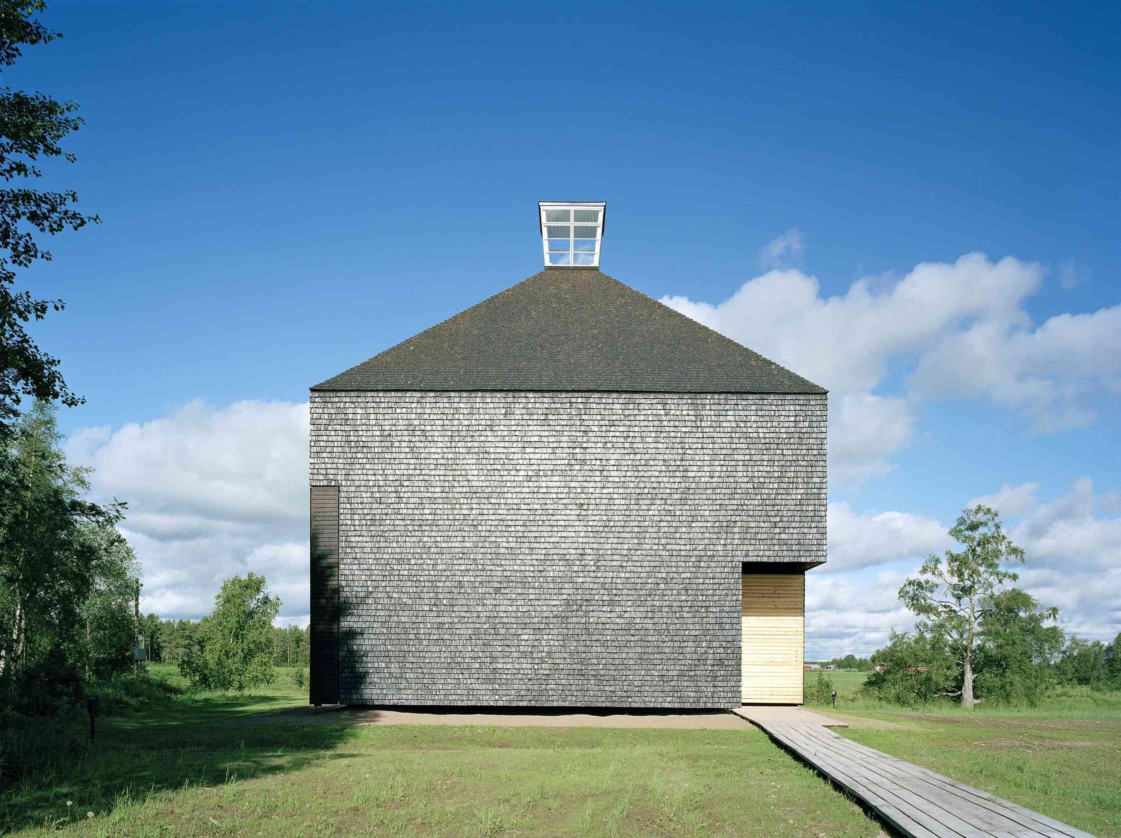 Kärsämäki-Shingle-Church