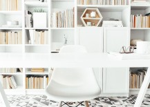 Light-and-white-Scandinavian-home-office-with-unique-flooring-217x155