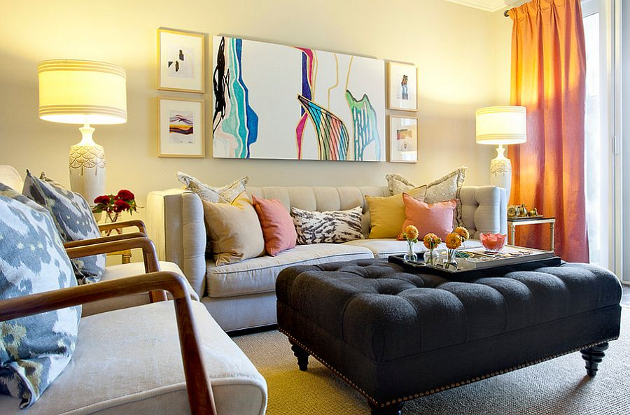Family Room Art Ideas Part - 43: 50 Modern Wall Art Ideas For A Moment Of Creativity