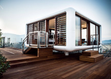LoftCube rooftop addition offers lovely views