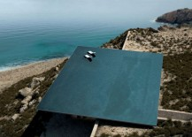 Stunning infinity pool rooftop with ocean views