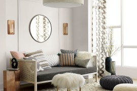 Apartment Design Inspiration Iridescent Holographic Decor