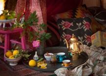 Moroccan Hanging Mini Fort