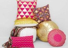 Moroccan-Pouf-in-Pink-with-Coordinating-Pillows-217x155