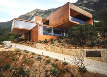 Brilliant design of the Narigua House