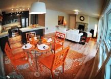 Orange-gives-the-dining-space-a-unique-identity-217x155