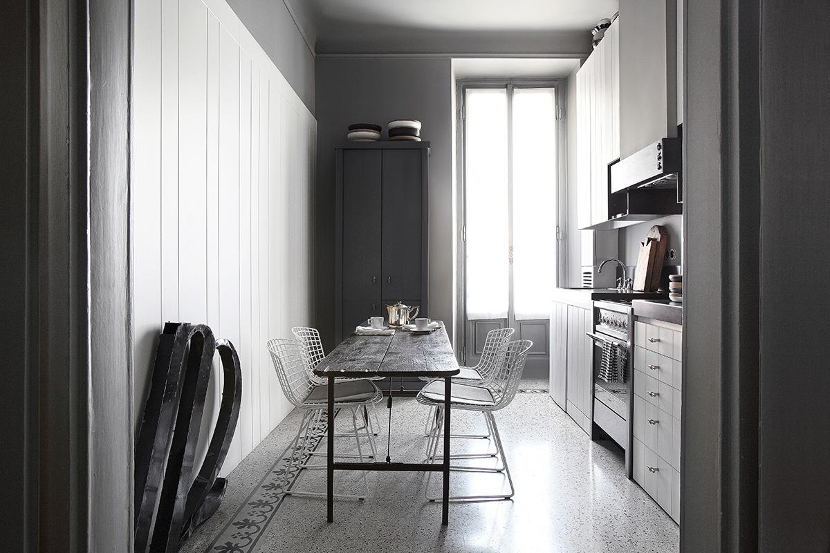 Palazzo-Style Apartment I