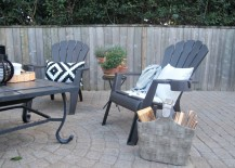 Patio makeover from The Learner Observer