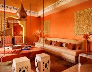 Bold Design Touches That Create a Moroccan Oasis in Your Own Home