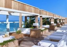 Relaxing oceanfront lounge of the 1 Hotel South Beach 217x155 1 Hotel South Beach: Miami's Latest Luxury Retreat with Dramatic Views of the Atlantic