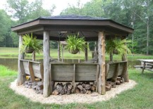 Rustic-gazebo-with-potted-ferns-217x155