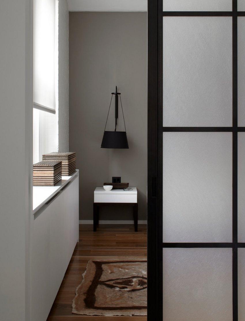 Sleek modern window radiator cover