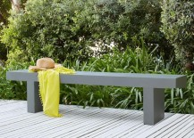 Sleek outdoor bench from West Elm 217x155 15 Summer Clearance Sale Items You Wont Want to Miss