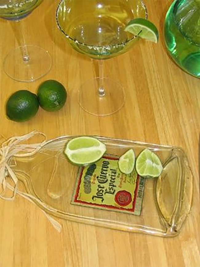 8 Ways To Wow Your Friends With Recycled Wine Bottles