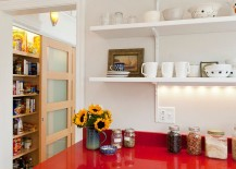 Smart pantry helps keep your kitchen clutter-free [Design: Kitchen & Bath Design + Construction]